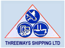 Image; Threeways Shipping logo