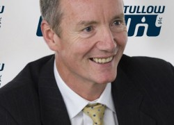 Tullow Oil CEO, Aidan Heavey