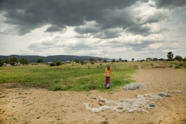 A cloudy day in Buseruka, Hoima District. (Photo: Thomas White)