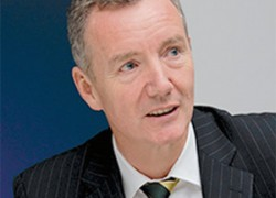 Tullow Oil CEO Aidan Heavey