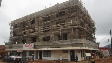 New buildings are coming up in Hoima, and so are new people from across the country.