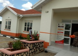 Karamoja Regional office for Ministry of Energy and Mineral Development.